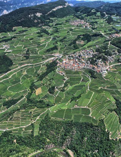 In volo sopra la Valle