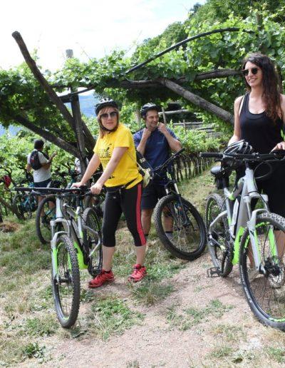 Chi viene ad esplorare la Valle in bici?