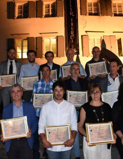 I premiati al 15° Concorso Internazionale