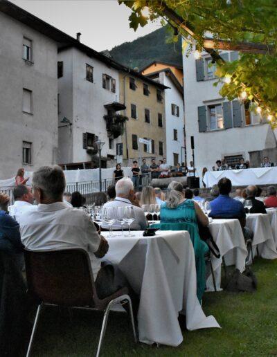 Premiazione concorso Internazionale Muller Thurgau