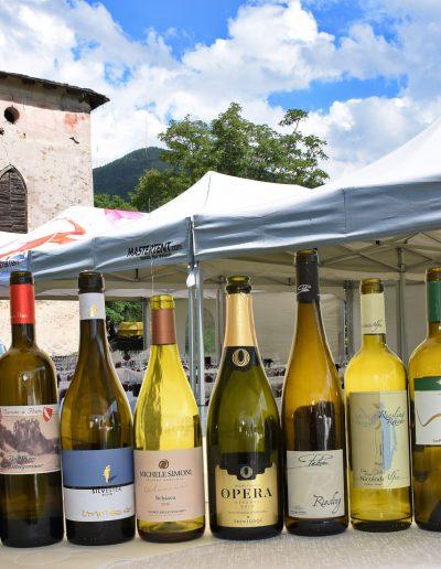 I Vini della Valle di Cembra e quelli della cantina di San Patrignano