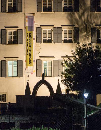 Palazzo Maffei - sede della Rassegna