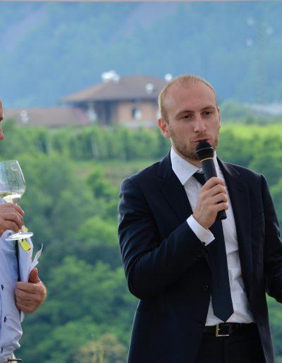 Premiazione dei vini vincitori del 13° Concorso Internazionale - 29^ Edizione della Rassegna